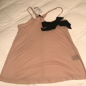 NWT Urban Outfitters bow tank
